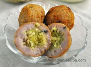 Farali Kand Pattice Recipe