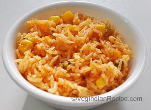 Mexican Rice Recipe